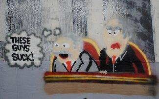 httpuploadwikimediaorgwikipediacommonsee2Waldorf_Statler_Wall_Paintingjpg