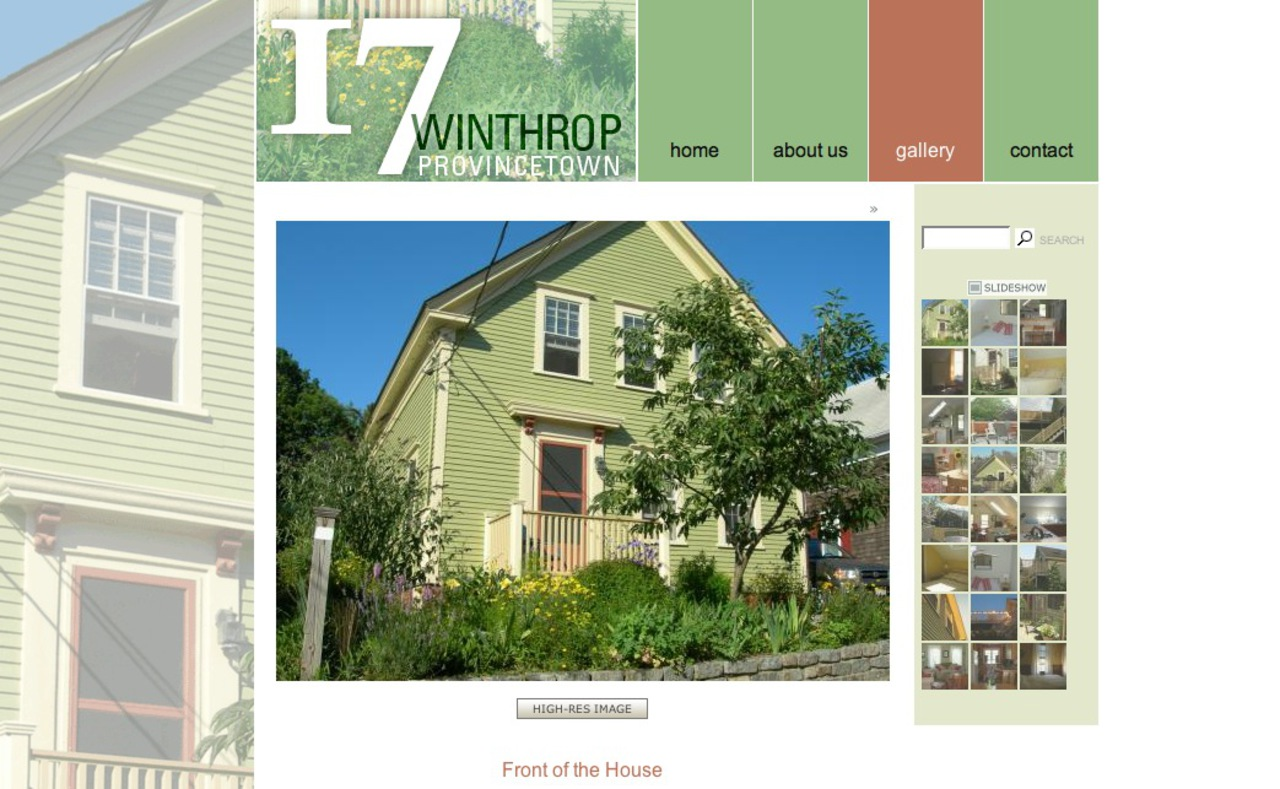 17 Winthrop, Provincetown, MA