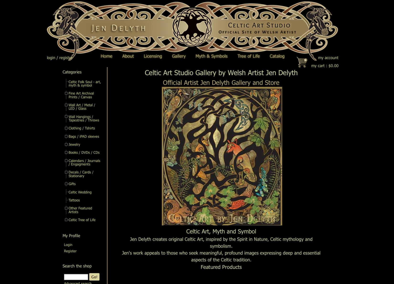 Celtic Art Studio