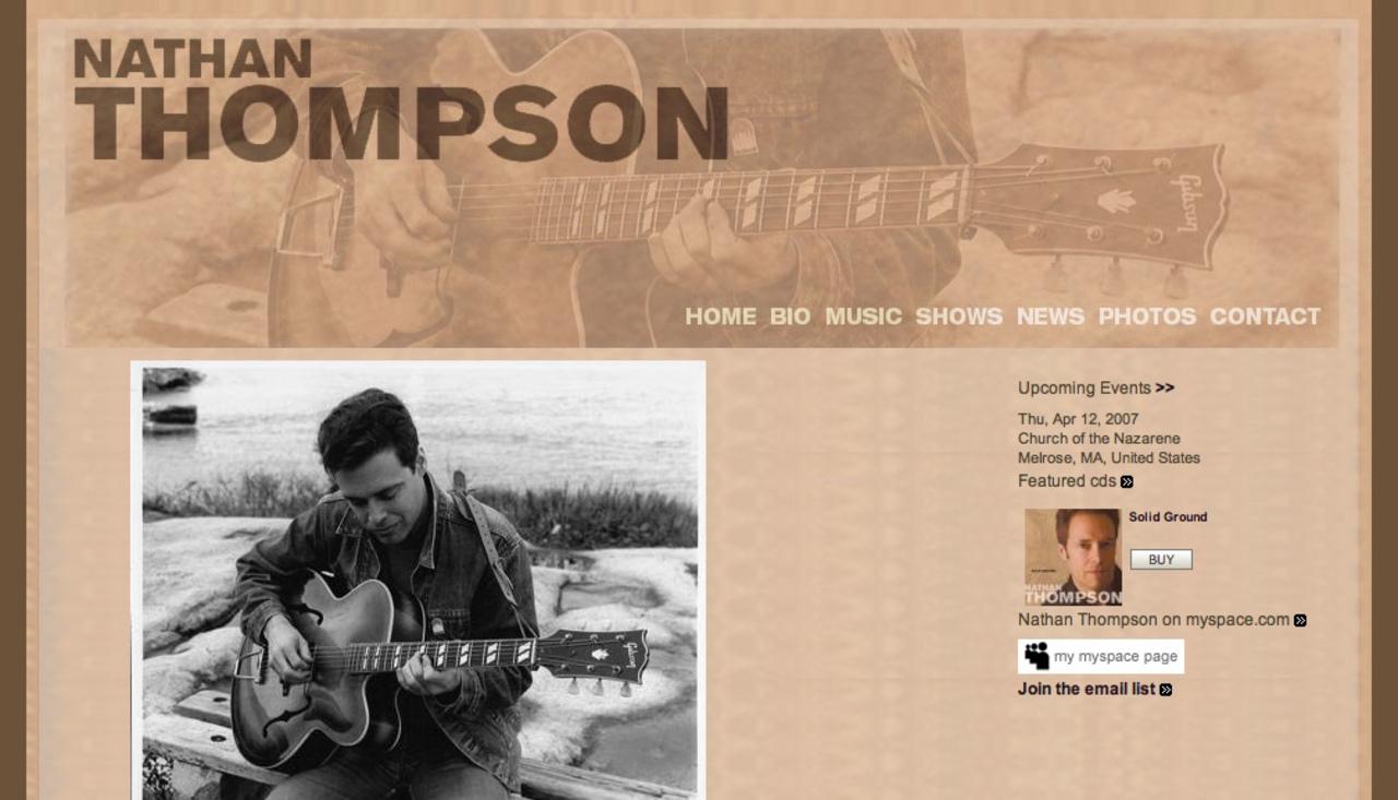 Nathan Thompson