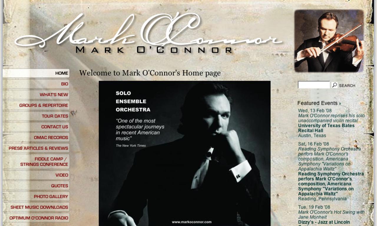 Mark O039Connor