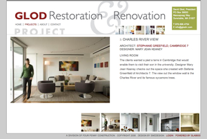 David Glod Reconstruction and Renovation