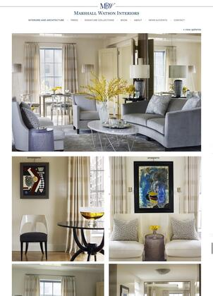 Interiors and Architecture Gramercy Park Detail page