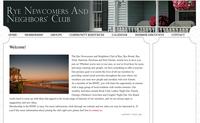 Rye Newcomers and Neighbors039 Club