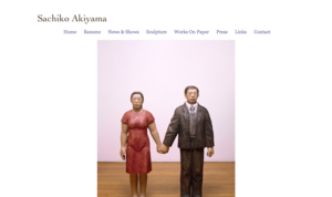 Sachiko Akiyama sculptor