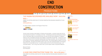 End Construction Productions
