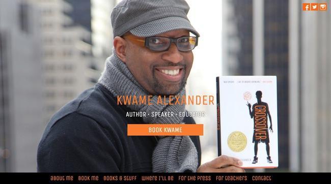 Kwame Alexander